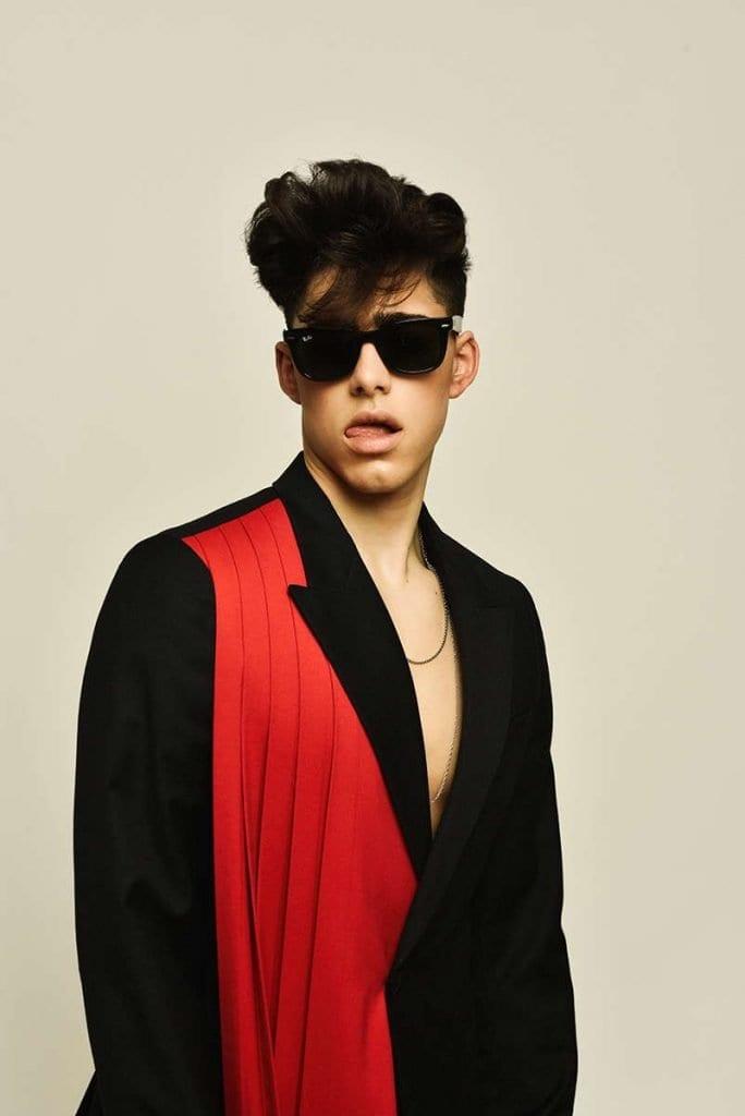 Vanity Teen EXCLUSIVE Eliya Ohana by Aviv Avramov Vanity Teen EXCLUSIVE Eliya Ohana by Aviv Avramov Vanity Teen Menswear & new faces magazine
