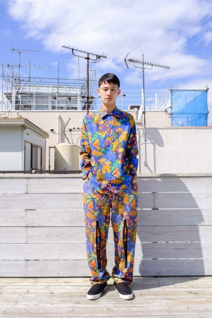 FW20 Wataru Tominaga Collection FW20 Wataru Tominaga Collection Vanity Teen 虚荣青年 Menswear & new faces magazine