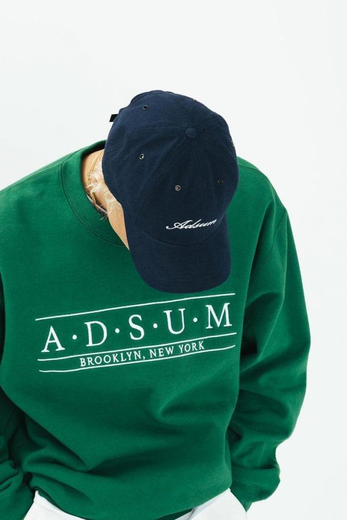 SS20 ADSUM Collection SS20 ADSUM Collection Vanity Teen 虚荣青年 Menswear & new faces magazine