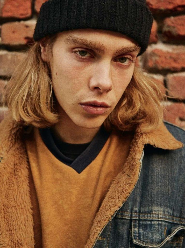 Vanity Teen EXCLUSIVE: Claudius by Vicente Mosto  Vanity Teen EXCLUSIVE: Claudius by Vicente Mosto Vanity Teen Menswear & new faces magazine