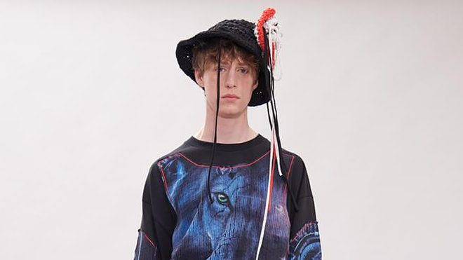FW20 Liam Hodges Collection FW20 Liam Hodges Collection Vanity Teen 虚荣青年 Menswear & new faces magazine