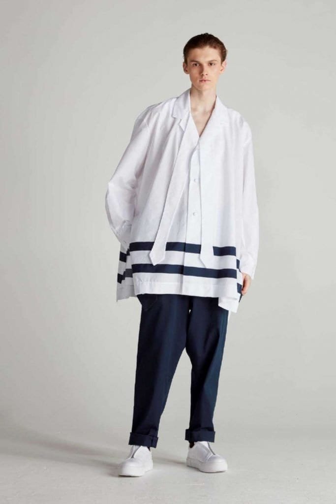 SS20 Mai Gidah Collection SS20 Mai Gidah Collection Vanity Teen 虚荣青年 Menswear & new faces magazine