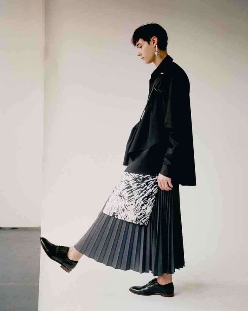 FW20 MIKAGE SHIN Collection FW20 MIKAGE SHIN Collection Vanity Teen 虚荣青年 Menswear & new faces magazine