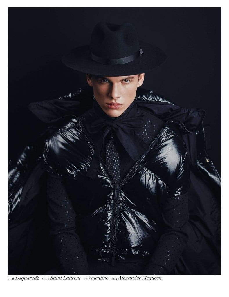 Vanity Teen Exclusive: Schmidt Dominik by Oleg Borisuk Vanity Teen Exclusive: Schmidt Dominik by Oleg Borisuk Vanity Teen 虚荣青年 Menswear & new faces magazine