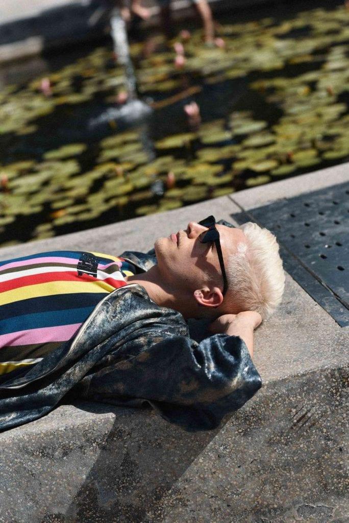 Vanity Teen EXCLUSIVE: '100 Meters away from home' Vanity Teen EXCLUSIVE: '100 Meters away from home' Vanity Teen 虚荣青年 Menswear & new faces magazine