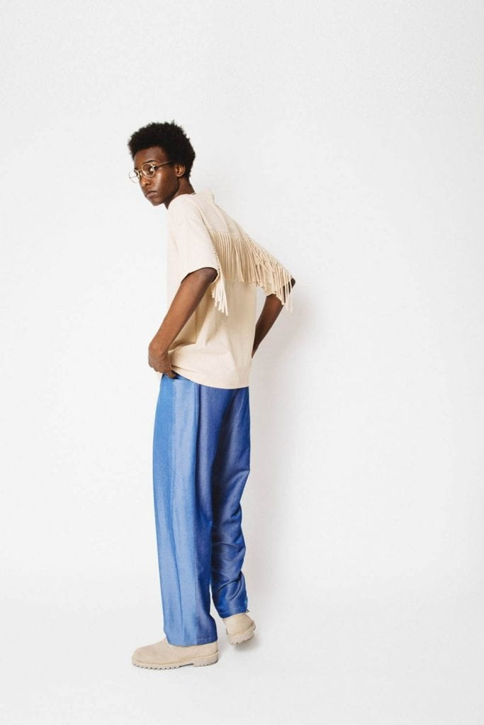 Pre-Fall 20 SUPERTHANKS Collection Pre-Fall 20 SUPERTHANKS Collection Vanity Teen 虚荣青年 Menswear & new faces magazine