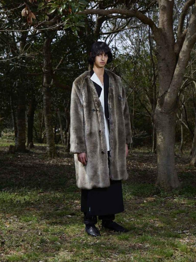 FW20 SYU.HOMME/FEMM Collection FW20 SYU.HOMME/FEMM Collection Vanity Teen 虚荣青年 Menswear & new faces magazine