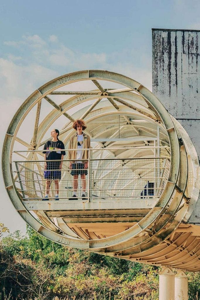 SS20 The North Face Urban Exploration Collection SS20 The North Face Urban Exploration Collection Vanity Teen 虚荣青年 Menswear & new faces magazine