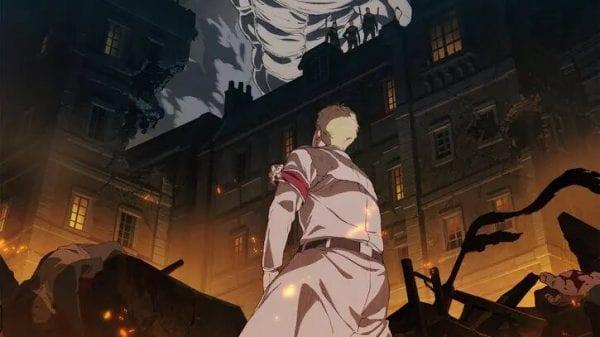 Attack On Titan Final Season 1st Key Visual