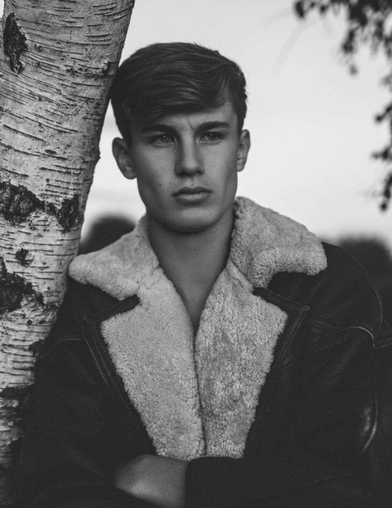 Vanity Teen EXCLUSIVE: Ben Thompson by James O Vanity Teen EXCLUSIVE: Ben Thompson by James O Vanity Teen Menswear & new faces magazine