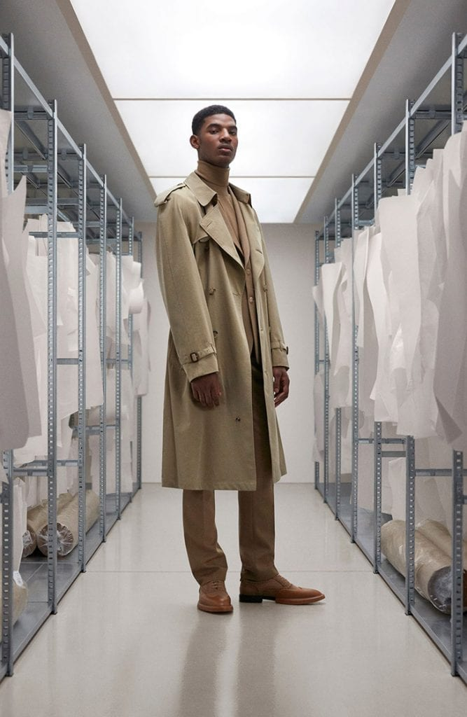 SS20 Burberry 'The Trench' Collection SS20 Burberry 'The Trench' Collection Vanity Teen 虚荣青年 Menswear & new faces magazine
