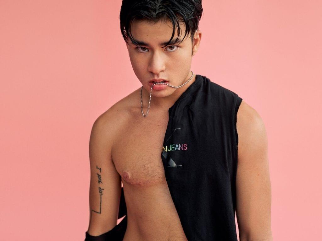Calvin Klein #PROUDINMYCALVINS Campaign  Calvin Klein #PROUDINMYCALVINS Campaign Vanity Teen Menswear & new faces magazine