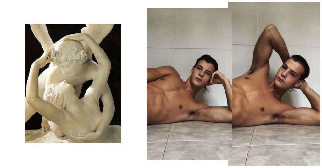 Vanity Teen Exclusive: 'Quarantined Universe' by Fabian Vega Vanity Teen Exclusive: 'Quarantined Universe' by Fabian Vega Vanity Teen Menswear & new faces magazine