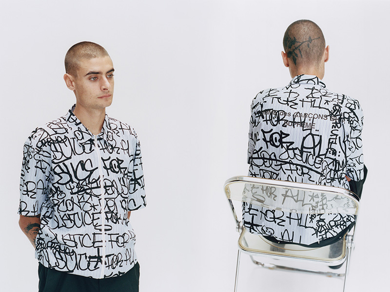 Some of Supreme's Best Collaborations  Some of Supreme's Best Collaborations Vanity Teen Menswear & new faces magazine