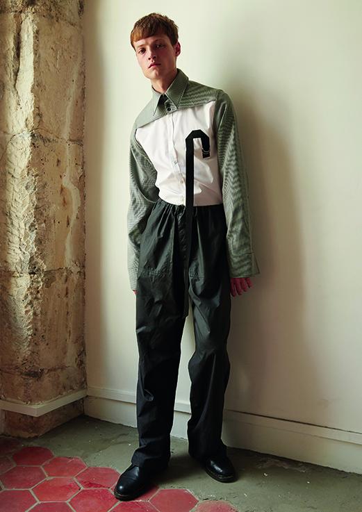 Billy, Dane, Kasper, Ludvig and Oskar by Yuji Watanabe  Billy, Dane, Kasper, Ludvig and Oskar by Yuji Watanabe Vanity Teen Menswear & new faces magazine