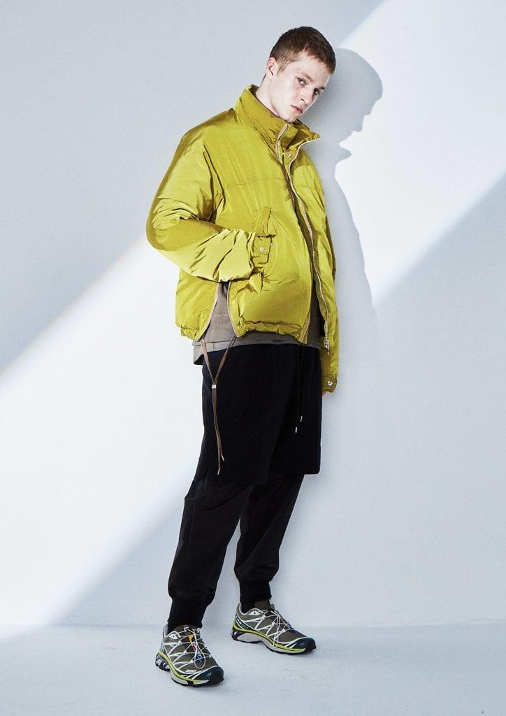 Yu Haneishi (ANEI) FW 20 Yu Haneishi (ANEI) FW 20 Vanity Teen Menswear & new faces magazine