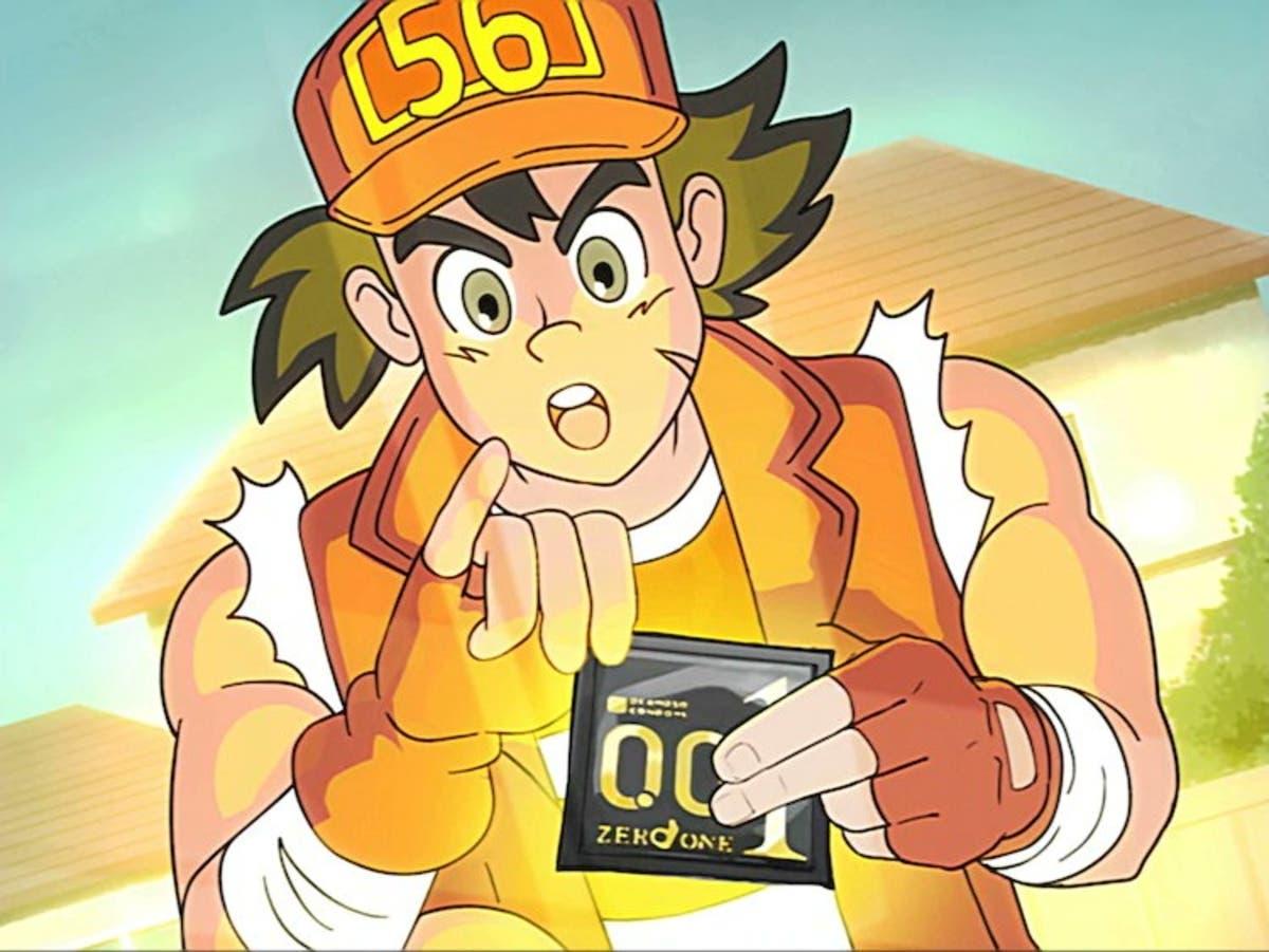 Condom Battler Goro: An Anime Take on Safe Sex Condom Battler Goro: An Anime Take on Safe Sex Vanity Teen 虚荣青年 Menswear & new faces magazine