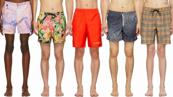 Best Swim Trunks for Summer  Best Swim Trunks for Summer Vanity Teen Menswear & new faces magazine