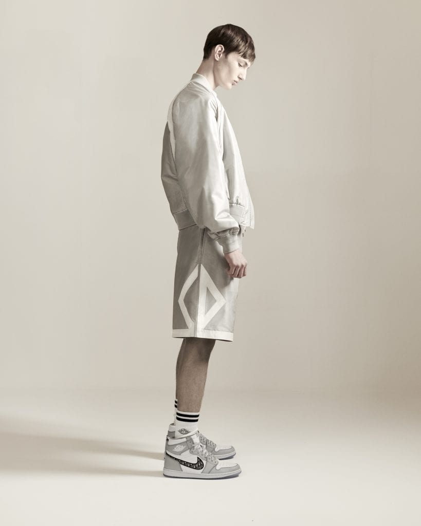 AIR DIOR Capsule collection AIR DIOR Capsule collection Vanity Teen Menswear & new faces magazine