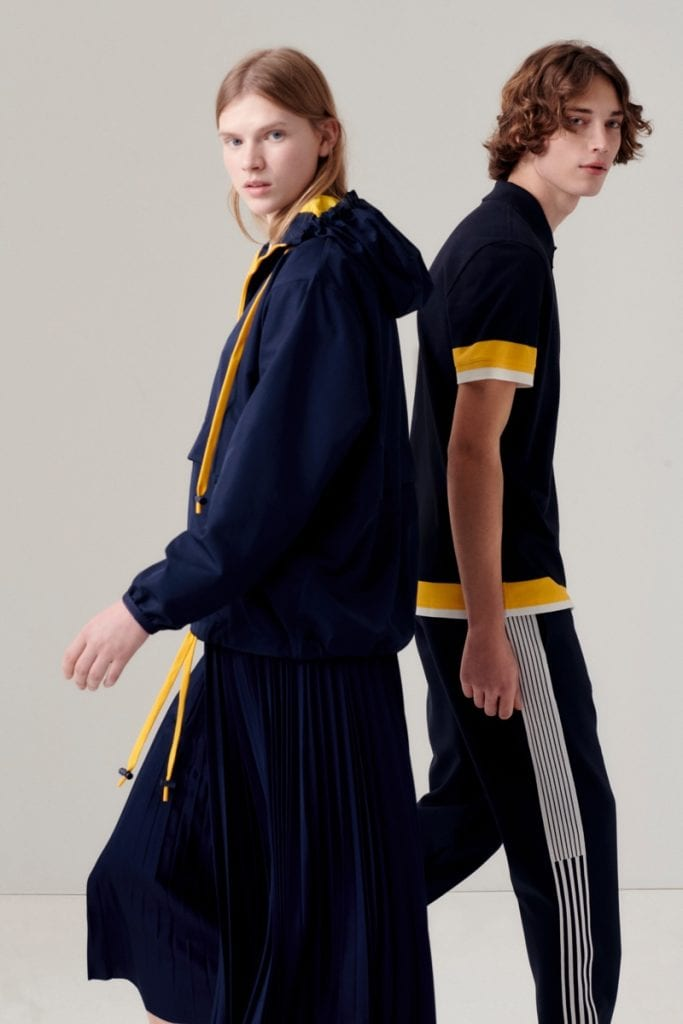 Lacoste Fall-Winter 2020 Collection - blending tradition with sportswear