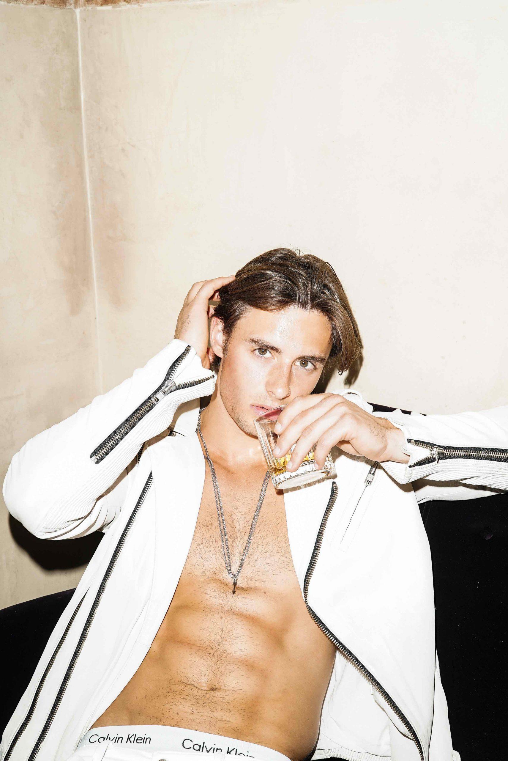 Fabian Arnold by Ron Flieger Fabian Arnold by Ron Flieger Vanity Teen Menswear & new faces magazine