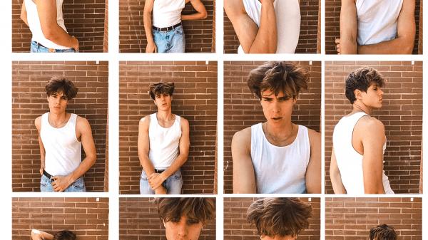 Vova Volinetts by Sebastian Gauto Vova Volinetts by Sebastian Gauto Vanity Teen Menswear & new faces magazine