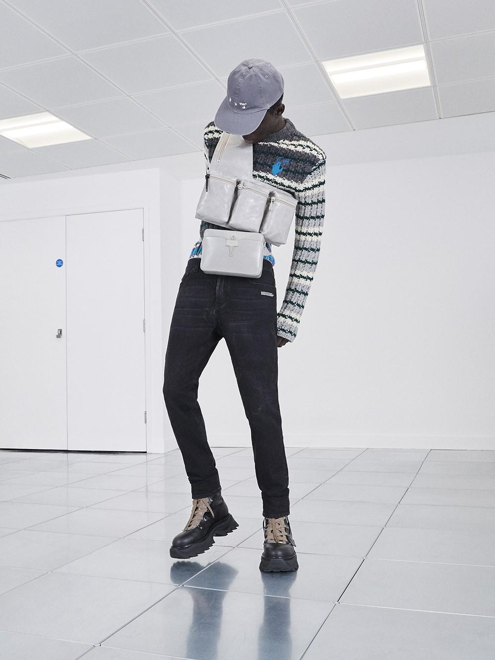 Off-White Pre-Fall 2020 menswear collection Off-White Pre-Fall 2020 menswear collection Vanity Teen 虚荣青年 Menswear & new faces magazine