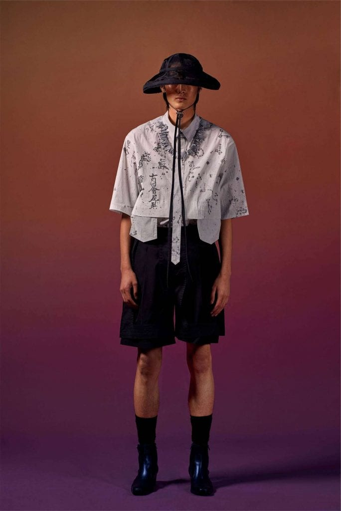UNROW Spring-Summer 2020 Collection UNROW Spring-Summer 2020 Collection Vanity Teen 虚荣青年 Menswear & new faces magazine