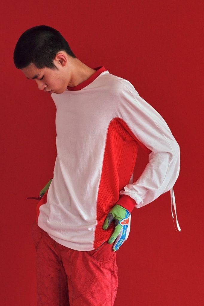 Kang Hyuk x Reebok Lookbook Kang Hyuk x Reebok Lookbook Vanity Teen Menswear & new faces magazine