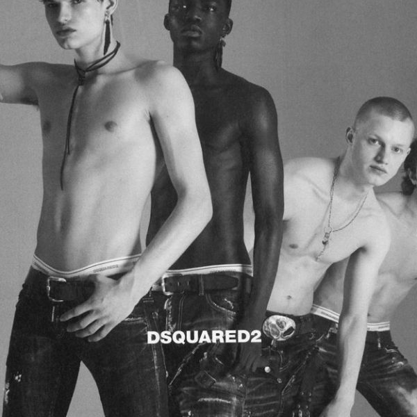 DSquared2 FW20  DSquared2 FW20 Vanity Teen Menswear & new faces magazine