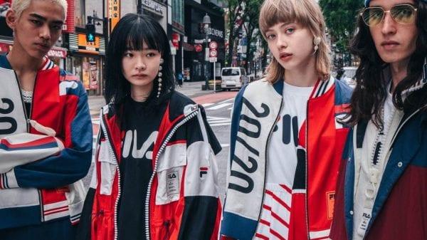 FILA & Maison Mihara Yasuhiro FILA & Maison Mihara Yasuhiro Vanity Teen 虚荣青年 Lifestyle & new faces magazine
