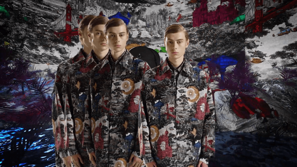 Valentino Men Pre-Fall 2020 Valentino Men Pre-Fall 2020 Vanity Teen 虚荣青年 Menswear & new faces magazine