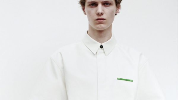 Jil Sander SS21 collection Jil Sander SS21 collection Vanity Teen Menswear & new faces magazine