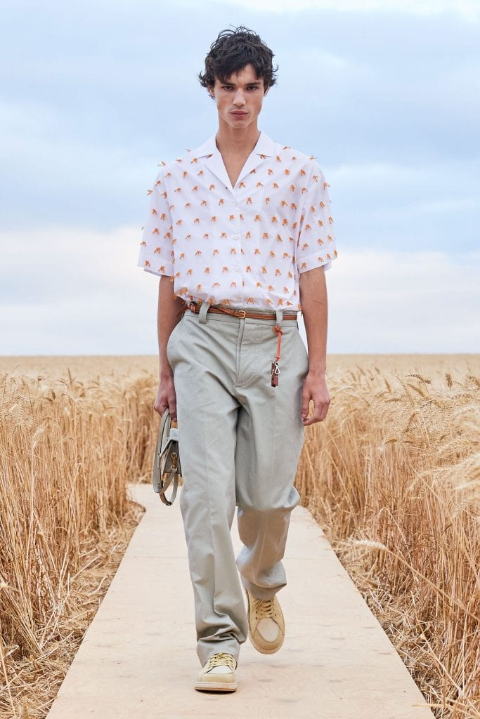 Jacquemus SS21 L'Amour collection Jacquemus SS21 L'Amour collection Vanity Teen Menswear & new faces magazine