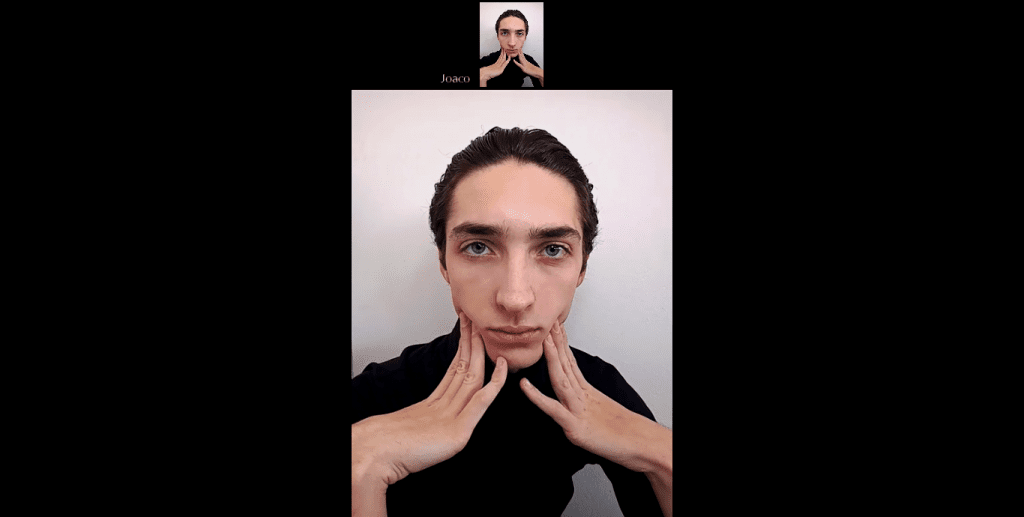 'Visualizing new faces I tell you a dream' by Fabian Nicolas 'Visualizing new faces I tell you a dream' by Fabian Nicolas Vanity Teen Menswear & new faces magazine