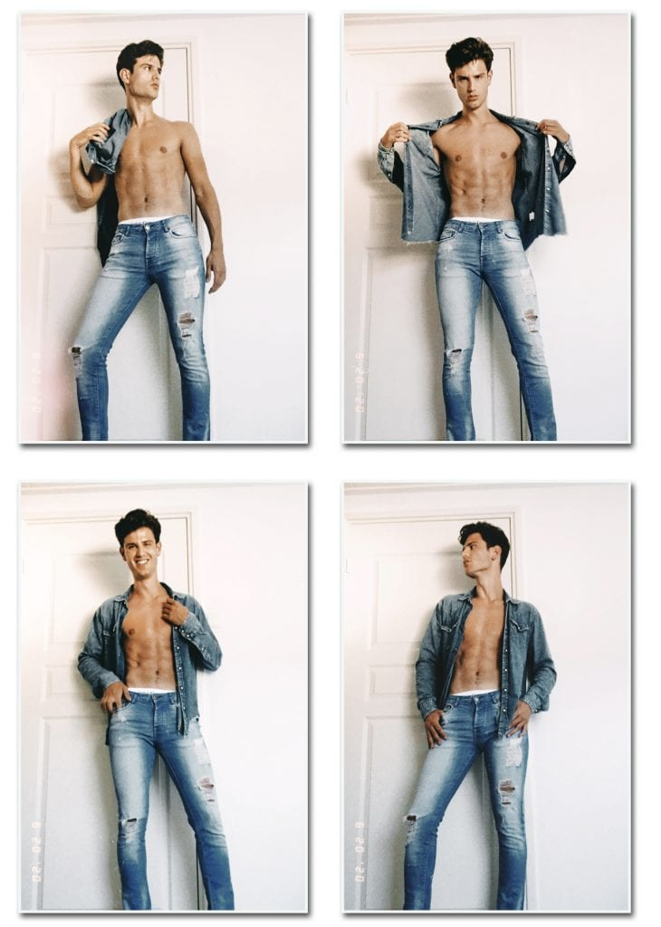 In The House Bored by Adam Washington In The House Bored by Adam Washington Vanity Teen Menswear & new faces magazine