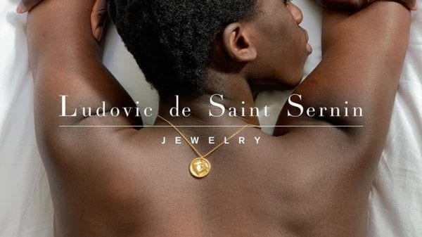 Ludovic de Saint Sernin Jewelry Collection Ludovic de Saint Sernin Jewelry Collection Vanity Teen Menswear & new faces magazine