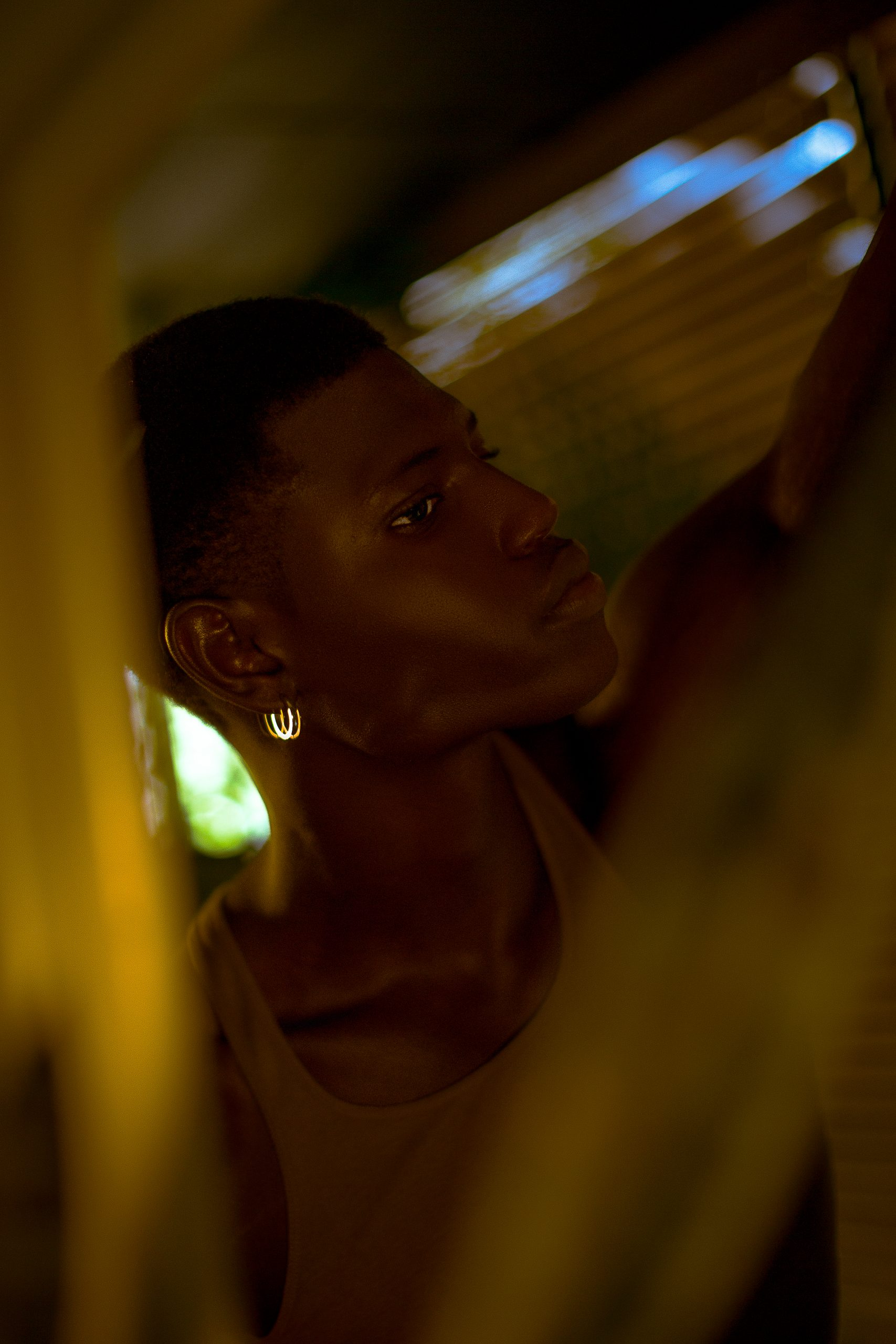 """Omar Sesay: """"it's difficult starting a career as a black model"""" Omar Sesay: """"it's difficult starting a career as a black model"""" Vanity Teen Menswear & new faces magazine"""