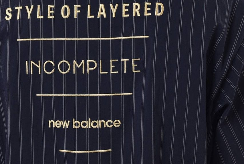 "New Balance Japan ""Modern Classic"" SS 2020 collection New Balance Japan ""Modern Classic"" SS 2020 collection Vanity Teen 虚荣青年 Menswear & new faces magazine"