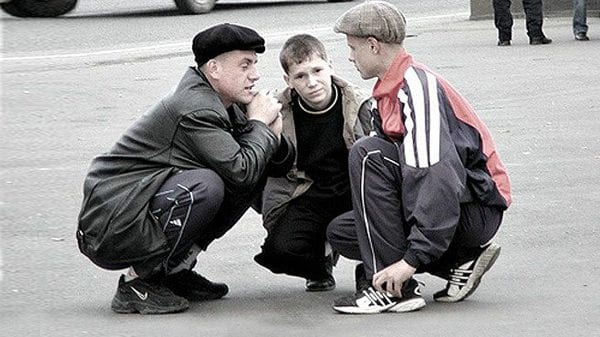 How the Gopnik have become a distinguishing mark of Russia How the Gopnik have become a distinguishing mark of Russia Vanity Teen 虚荣青年 Menswear & new faces magazine