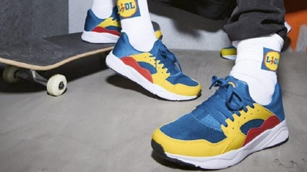 The revolution caused by Lidl sneakers The revolution caused by Lidl sneakers Vanity Teen 虚荣青年 Menswear & new faces magazine