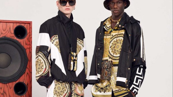 Versace Resort 2021 Versace Resort 2021 Vanity Teen Menswear & new faces magazine