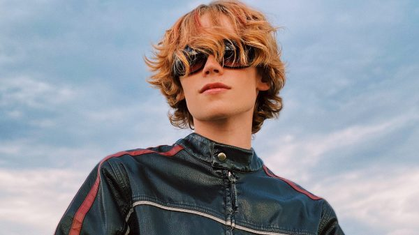 """Griffin Mark: """"I don't believe in gender norms, especially in fashion"""" Griffin Mark: """"I don't believe in gender norms, especially in fashion"""" Vanity Teen Menswear & new faces magazine"""