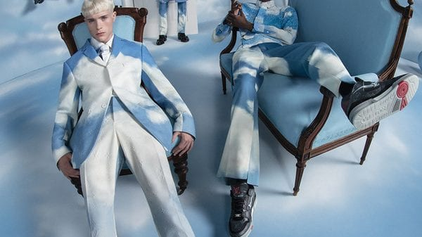 "Louis Vuitton FW 20: ""Heaven on Earth"" Louis Vuitton FW 20: ""Heaven on Earth"" Vanity Teen Menswear & new faces magazine"
