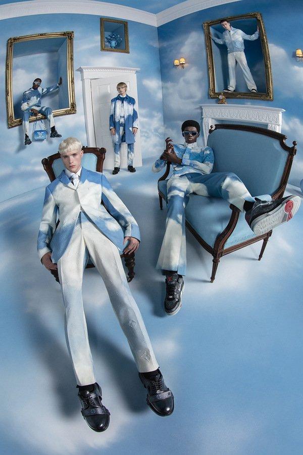 "Louis Vuitton FW 20: ""Heaven on Earth"" Louis Vuitton FW 20: ""Heaven on Earth"" Vanity Teen Menswear & new faces magazine"