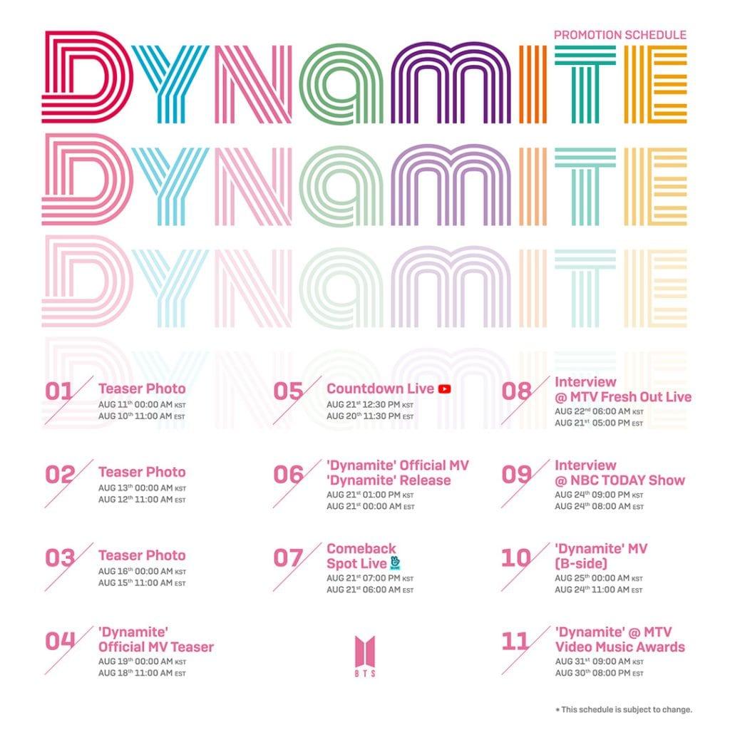BTS 'Dynamite' Teaser Sets The Mood for a Fresh Comeback BTS 'Dynamite' Teaser Sets The Mood for a Fresh Comeback Vanity Teen 虚荣青年 Menswear & new faces magazine