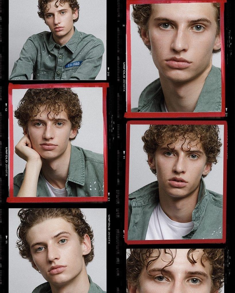"""""""SIDE BY SIDE"""" by David Velez """"SIDE BY SIDE"""" by David Velez Vanity Teen Menswear & new faces magazine"""