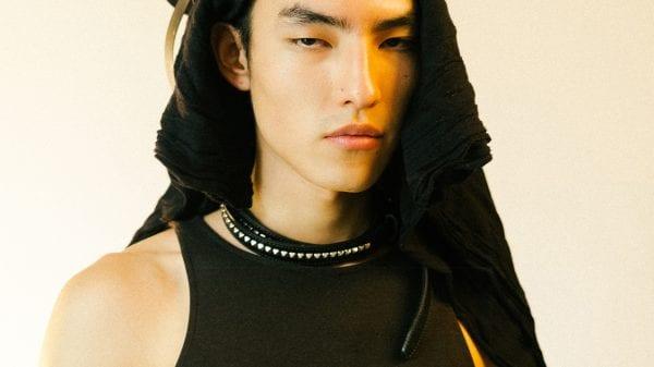 Naoki by Abel Anaya  Naoki by Abel Anaya Vanity Teen Menswear & new faces magazine