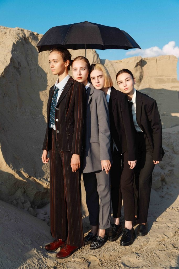 Girl's secrets by Pavel Kun Girl's secrets by Pavel Kun Vanity Teen 虚荣青年 Menswear & new faces magazine