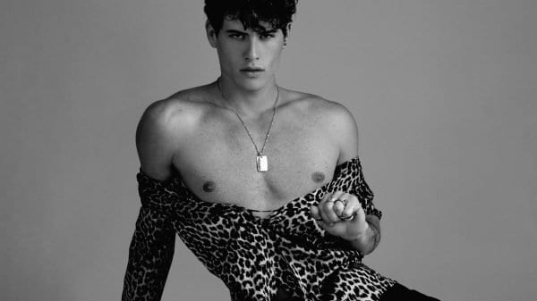 """Raphael Say: """"Dancing was for me the extra freedom"""" Raphael Say: """"Dancing was for me the extra freedom"""" Vanity Teen Menswear & new faces magazine"""